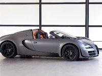 2012 Bugatti Veyron Grand Sport Vitesse Jet Grey