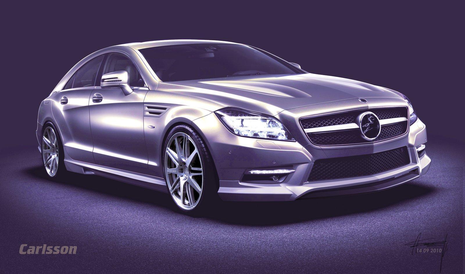 2012 Carlsson Mercedes-Benz CLS - фотография №1