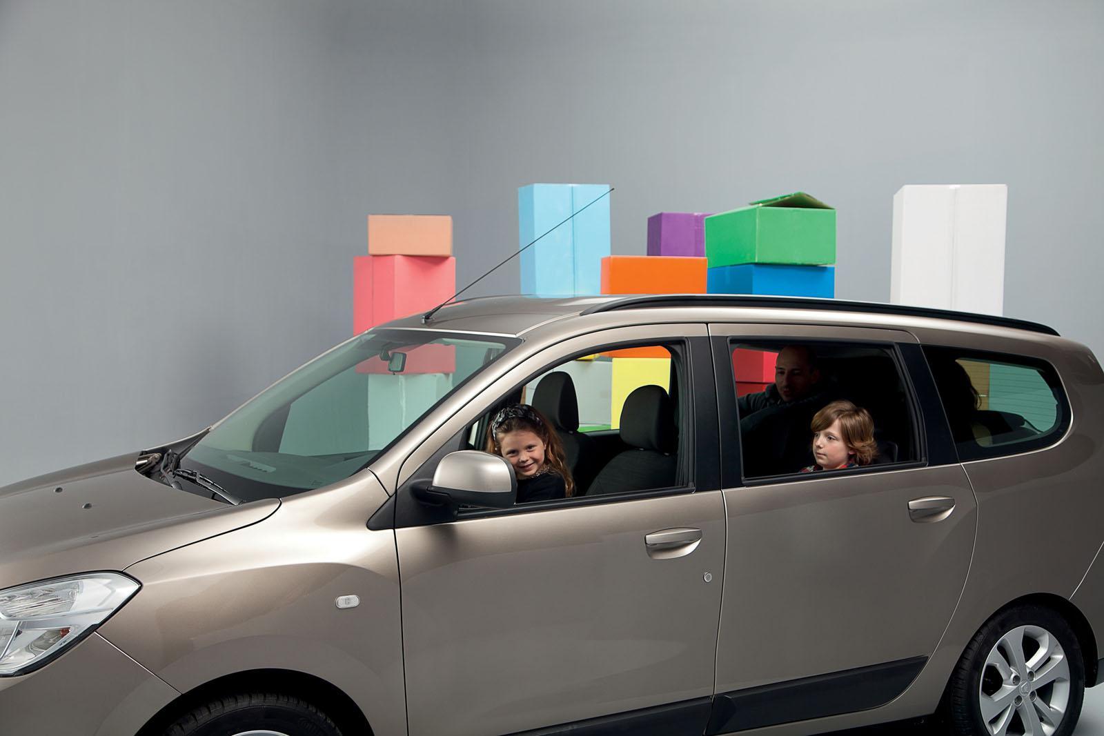 2012 Dacia Lodgy - Цена €9900 - фотография №3
