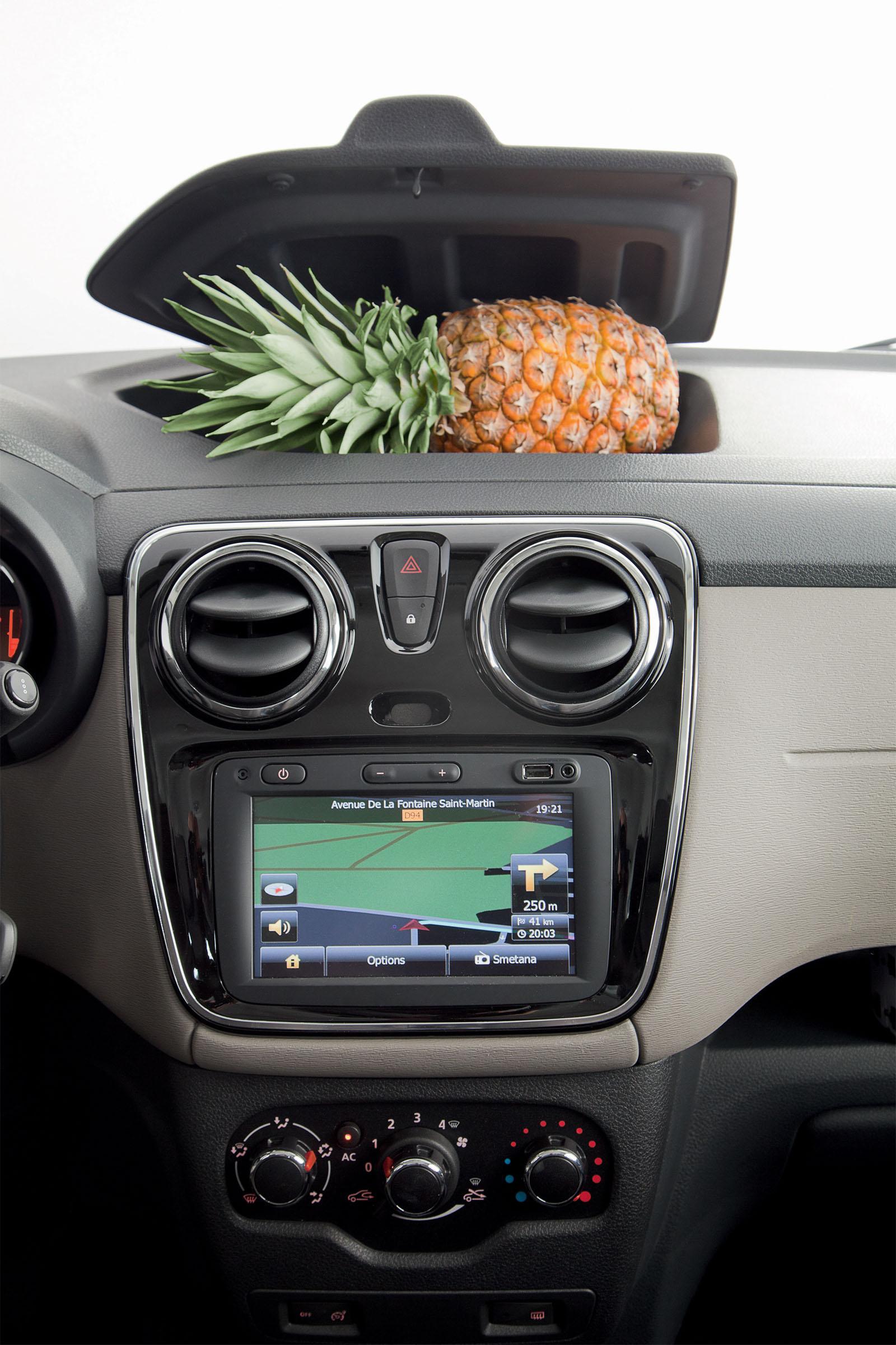 2012 Dacia Lodgy - Цена €9900 - фотография №22