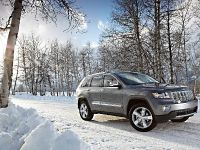 2012 Grand Cherokee Overland Summit
