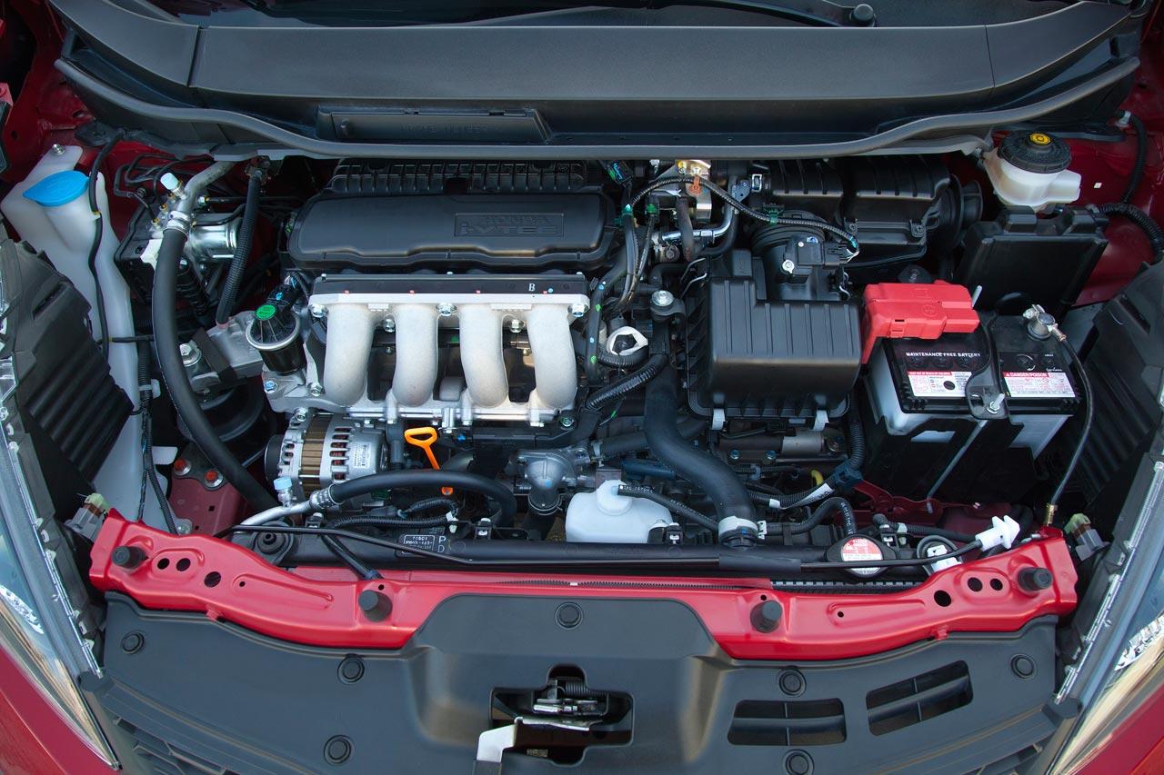 Хонда фит двигатель в картинках