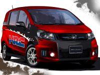 2012 Honda FREED Spike Transporter