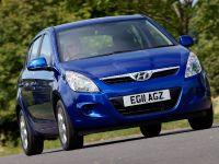 2012 Hyundai i20 Blue