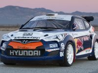 2012 Hyundai Veloster Rally Car