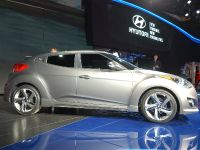 2012 Hyundai Veloster Turbo Detroit 2012