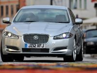 2012 Jaguar XF SE Business and Sport