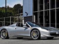 2012 Kahn Ferrari 458 Spider