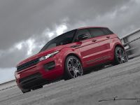 2012 Kahn Range Rover Evoque Red