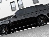 2012 Kahn Range Rover Westminster Black Label Edition