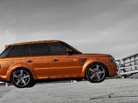2012 Kahn Vesuvius Orange Range Rover Sport
