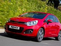 2012 Kia Rio three-door