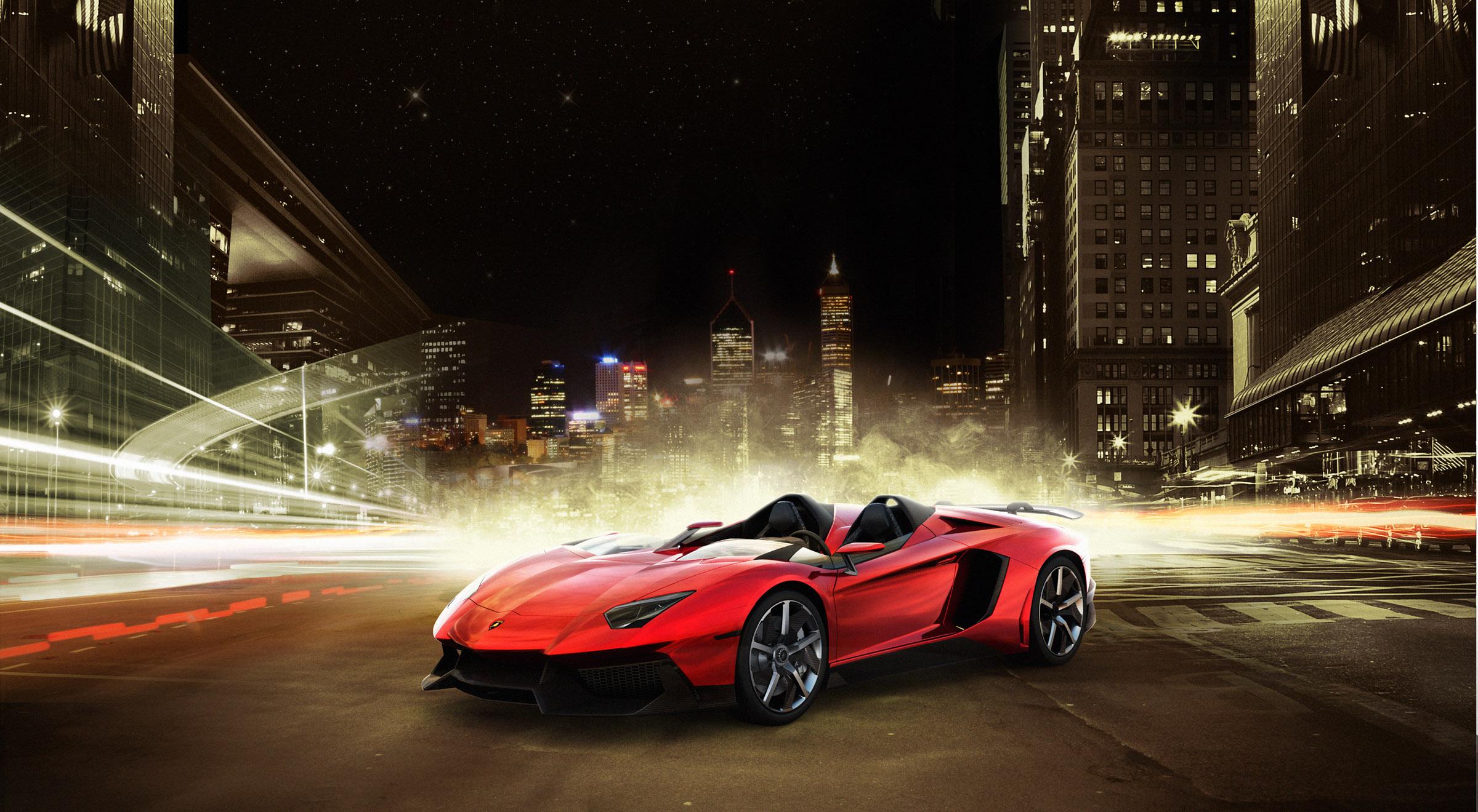 Lamborghini Aventador J Выявлено - фотография №7