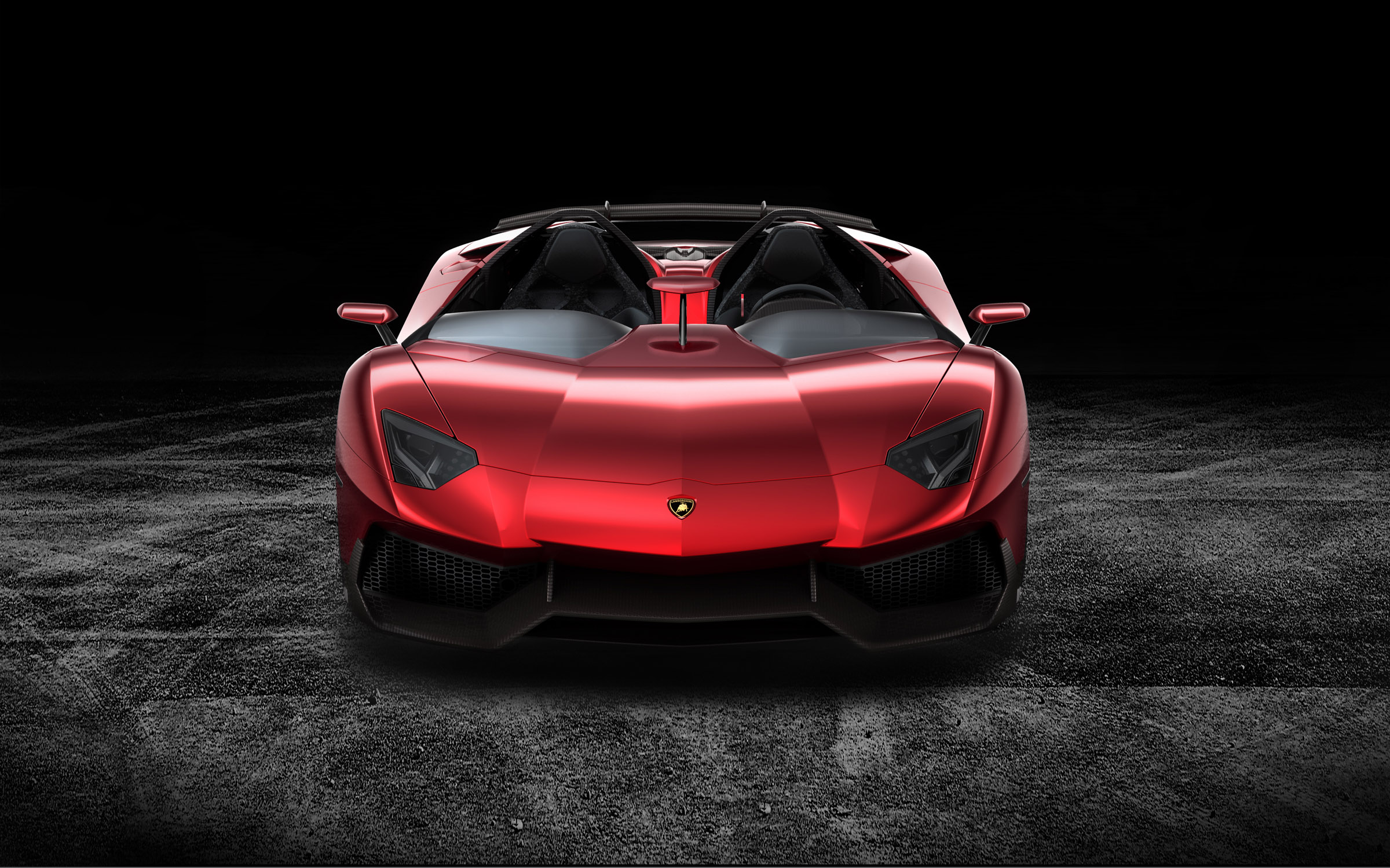 Lamborghini Aventador J Выявлено - фотография №8