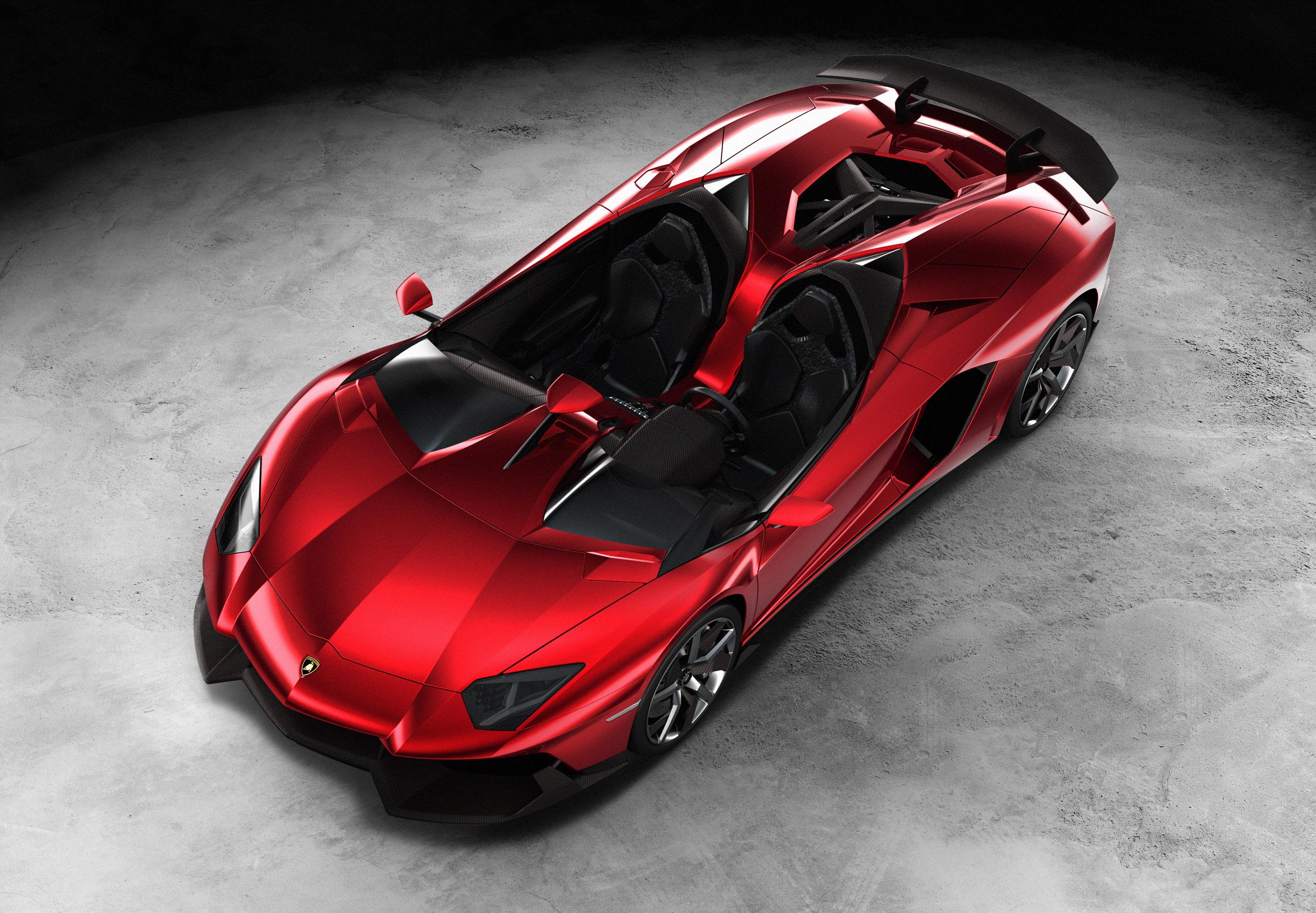 Lamborghini Aventador J Выявлено - фотография №12