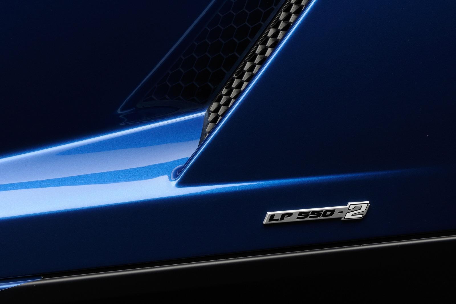 2012 Lamborghini Gallardo LP550-2 Spyder - фотография №4