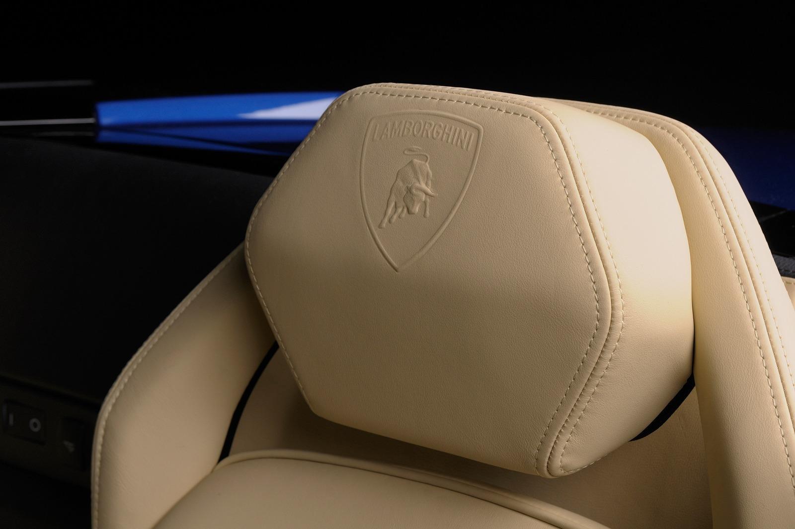2012 Lamborghini Gallardo LP550-2 Spyder - фотография №5