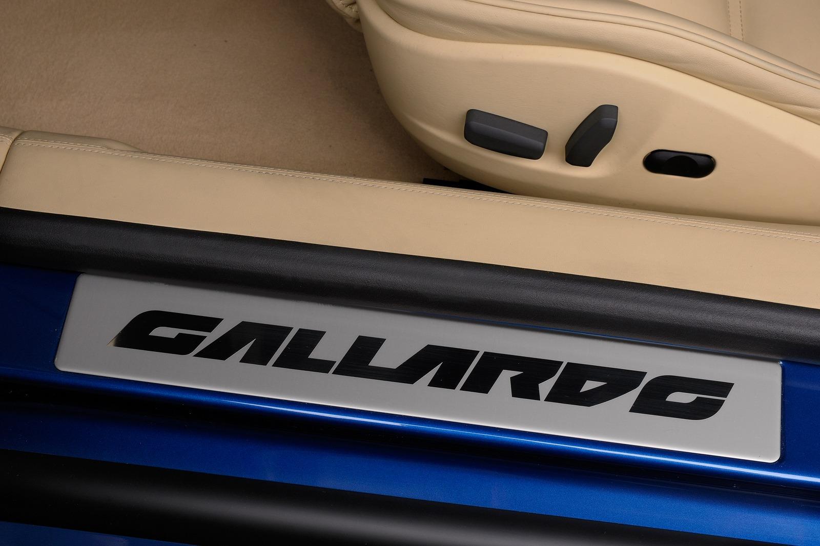 2012 Lamborghini Gallardo LP550-2 Spyder - фотография №7