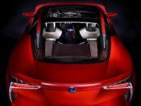 2012 Lexus LF-LC Sport Coupe Concept