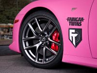2012 Lexus LFA Pink