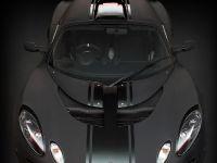 2012 Lotus Exige Matte Black Final Edition