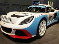 2012 Lotus Exige R-GT Rally Car