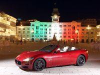2012 Maserati GranCabrio Sport