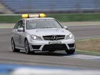 2012 Mercedes-Benz C 63 AMG Safety Car