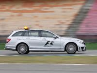2012 Mercedes-Benz C 63 AMG Safety Car