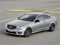 2012 Mercedes-Benz C250 Coupe Sport