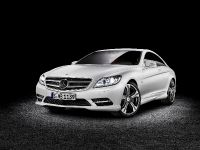 2012 Mercedes-Benz CL Grand Edition