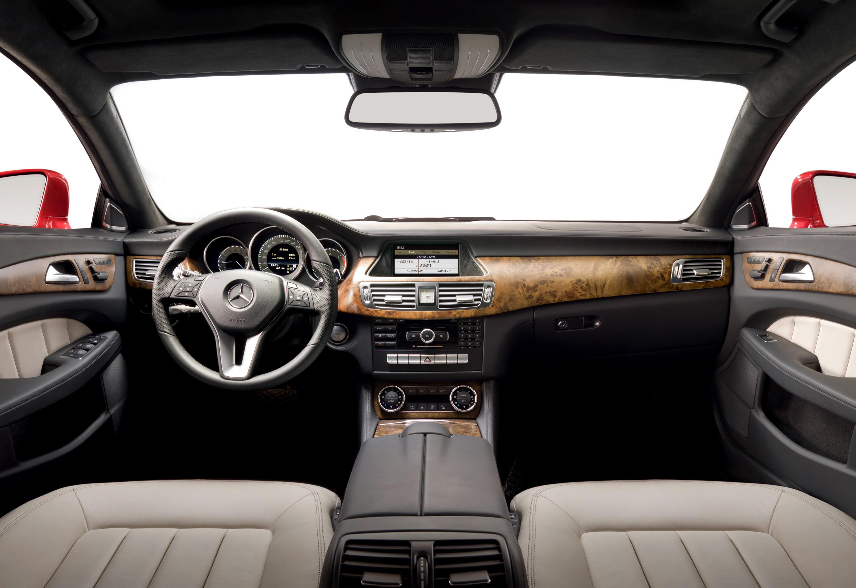 2012 Mercedes-Benz CLS начало продаж - фотография №13