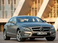 2012 Mercedes-Benz CLS 350 BlueEFFICIENCY