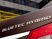 2012 Mercedes-Benz E 300 BlueTEC HYBRID