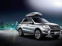 2012 Mercedes-Benz M-Class - Accessories