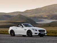 2012 Mercedes-Benz SLK 55 AMG