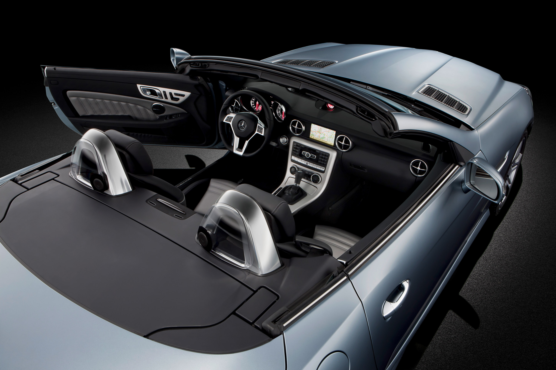 2012 Mercedes-Benz SLK Roadster - фотография №3
