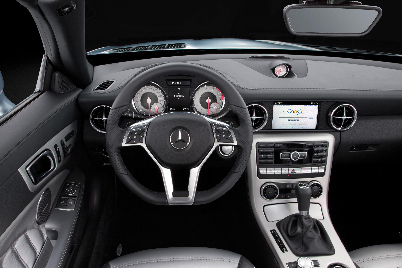 2012 Mercedes-Benz SLK Roadster - фотография №5