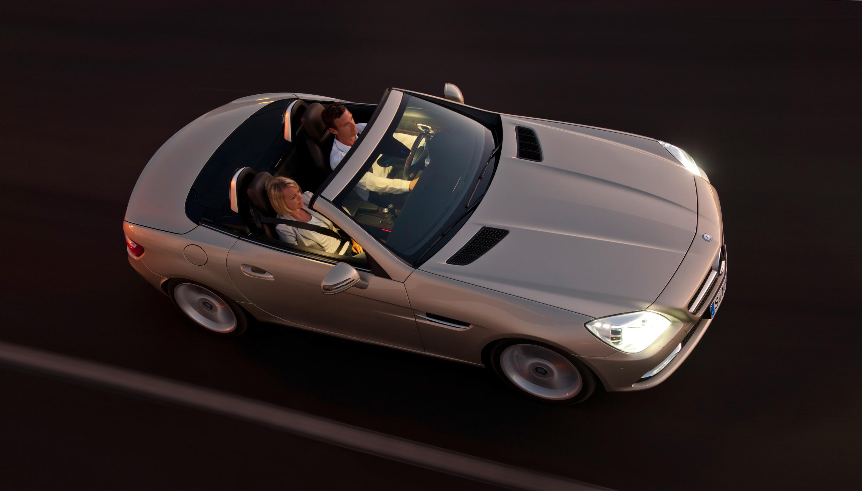 2012 Mercedes-Benz SLK Roadster - фотография №19