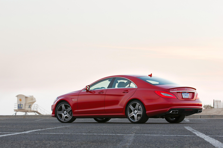 2012 Mercedes-Benz CLS63 AMG - €97 350 - фотография №2