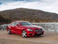 thumbs 2012 Mercedes CLS 63 AMG