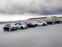 2012 MINI John Cooper Works Family