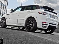 2012 Onyx Land Rover Rogue Edition