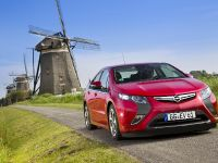 2012 Opel Ampera Electric