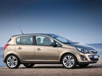 2012 Opel Corsa 4-Door