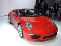 2012 Porsche 911 Carrera Cabriolet Detroit 2012