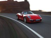 2012 Porsche 911 Carrera S Cabriolet