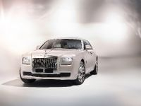 2012 Rolls-Royce Ghost Six Senses Concept