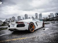 2012 SR Lamborghini Aventador Project Supremacy
