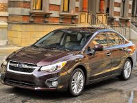 2012 Subaru Impreza 2.0i limited 4-Door